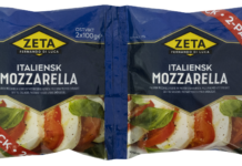 Mozzarella 100g 2-pack