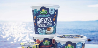 Yoghurt Arla