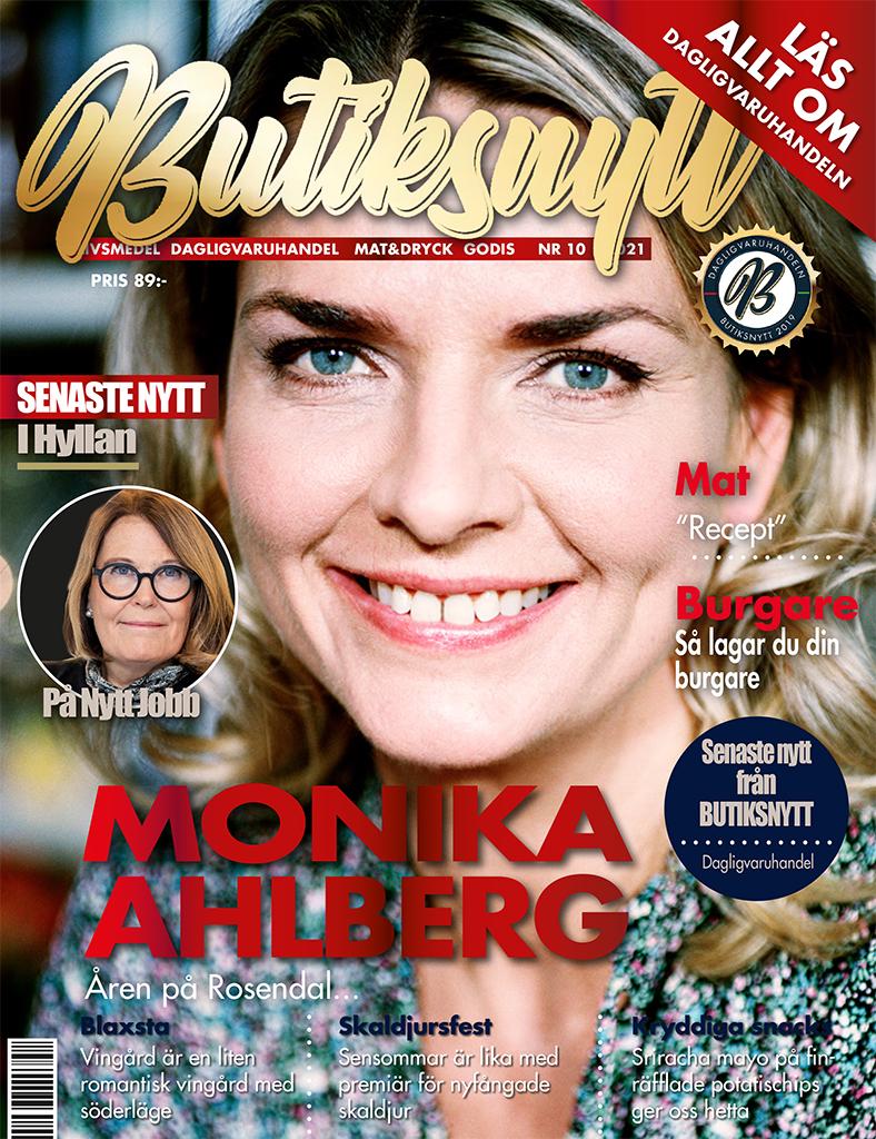 Monika Ahlberg
