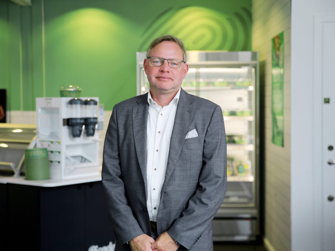 Ted-Stenshed-CEO-Greenfood-Fresh-Produce