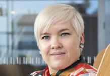 Sarita Runeberg, business director på teknik- och designföretaget Reaktor